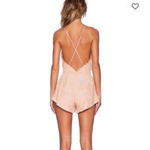 Stylestalker Pants - stylestalker mermaid lace romper | s